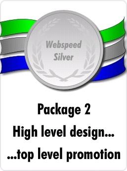 Webspeed silver package