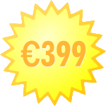 Webspeed Bronze Package Price 399 Euro