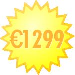 Webspeed Gold Package Price 999 Euro