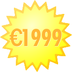 Webspeed Platinum Package Price 1999 Euro