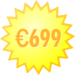 Webspeed Silver Package Price 699 Euro